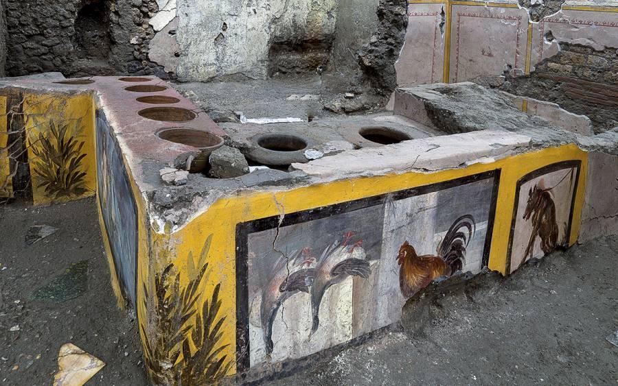 Descubrimiento en Pompeya sorprendió a los arqueólogos