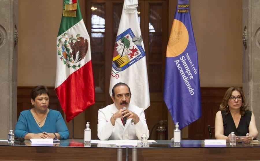 """Por vacunas, Nuevo León se quedó """"como el chinito, nomás mirando"""": Manuel de la O Cavazos"""