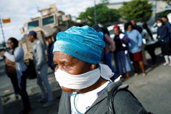 Más de un millón de casos de Covid-19 en Sudáfrica, ataca la nueva variante