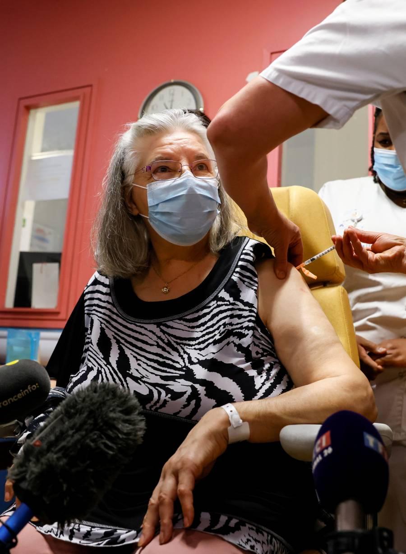 La UE inició este fin de semana su campaña de inmunización