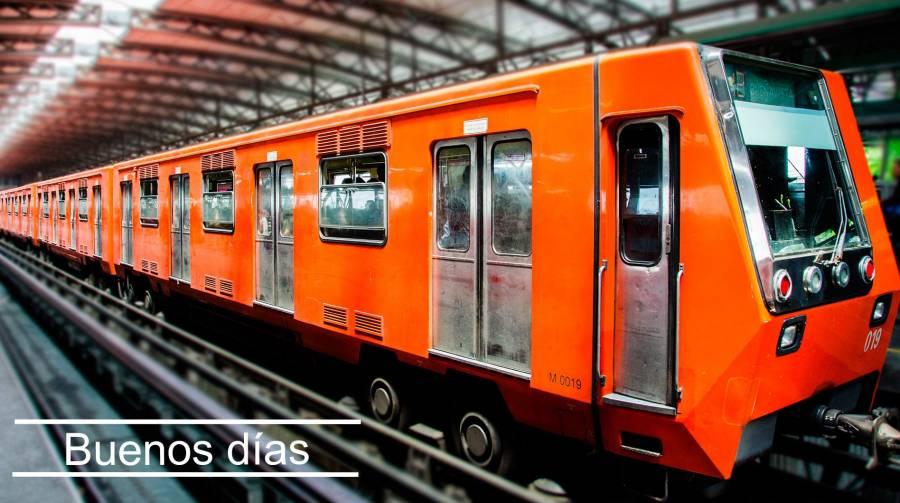 Metro suspende servicio por fallas en CFE