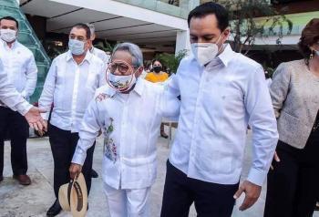 Refiere una gran irresponsabilidad Juan Pablo Manzanero, ante muerte de su padre