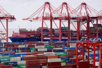 Pisan acelerador las exportaciones; superávit comercial de 3,032 mdd