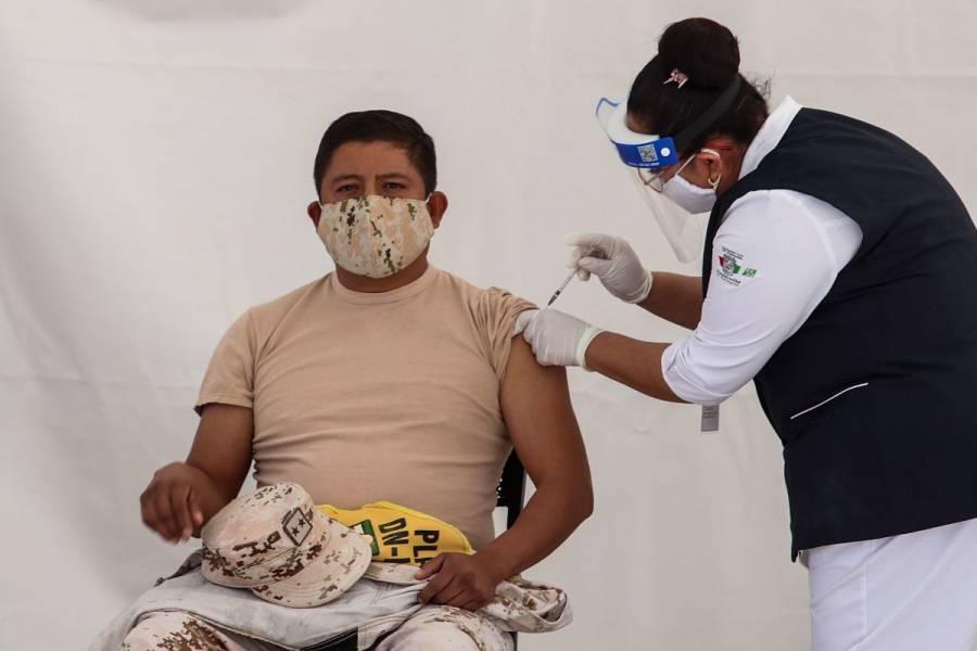 Se contará con 10 mil centros de vacunación contra COVID-19 en el país: AMLO