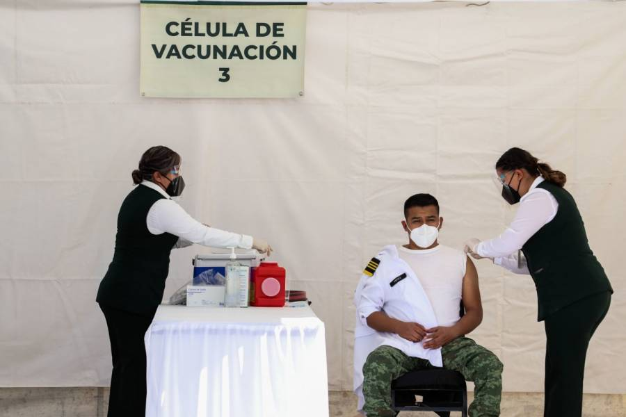 Coahuila inicia jornada de vacunación