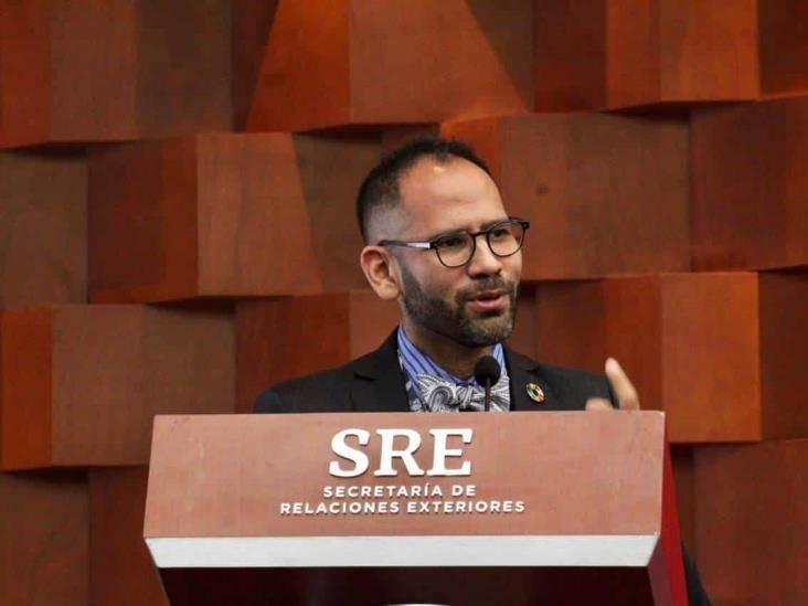 Javier Jileta renuncia como Director General de Vinculación con organizaciones civiles de la SRE