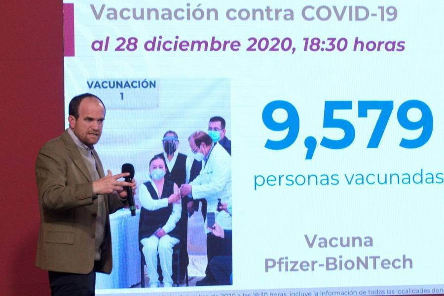 Suman un millón 389 mil contagios acumulados en México