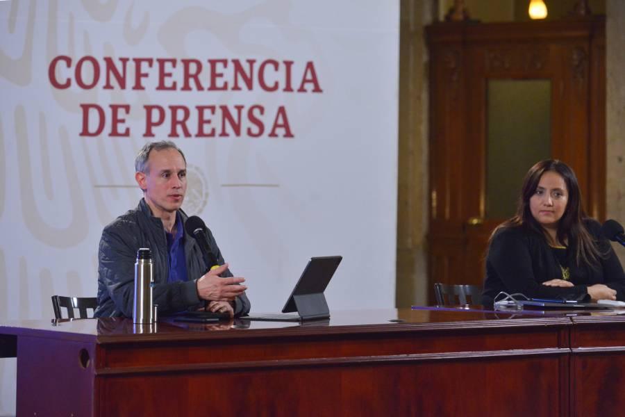 Nueva variante de Covid podría ya estar en México: López-Gatell