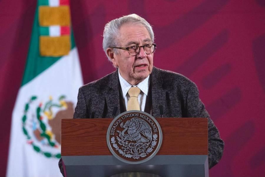 Jorge Alcocer llama a evitar contagios en marco de celebración de Año Nuevo y Día de Reyes