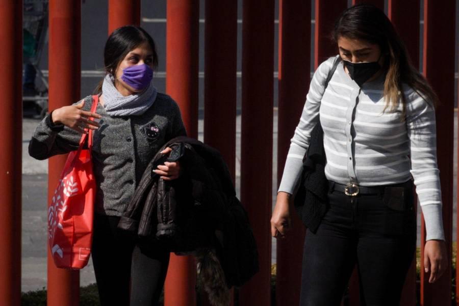 Activan Alerta Amarilla por bajas temperaturas en cinco alcaldías de la CDMX