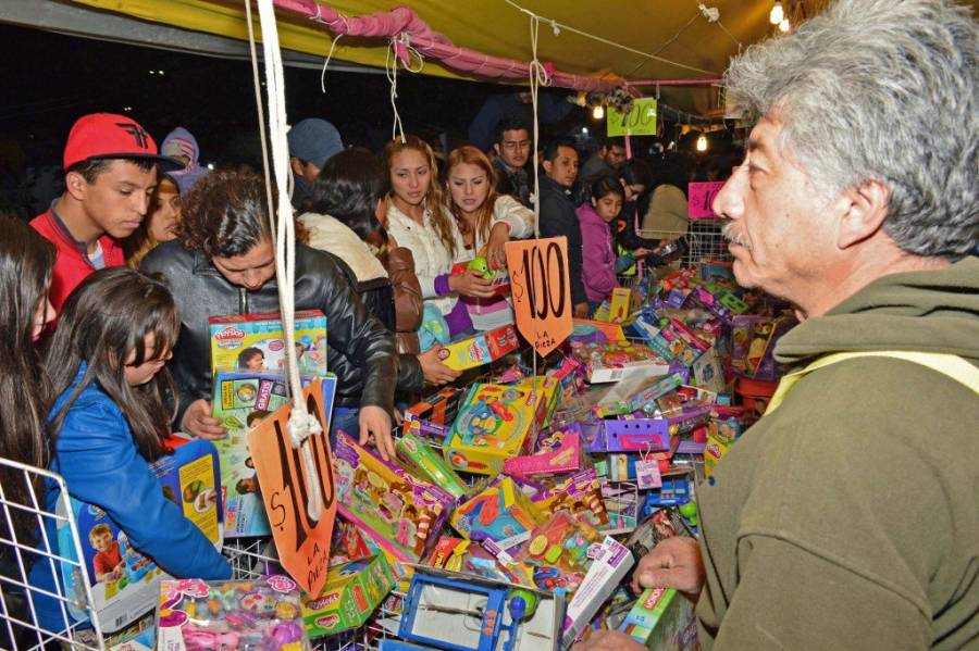 Venta de juguetes en Neza será virtual por pandemia
