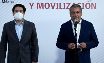 Raúl Morón, docente y político michoacano que busca ser gobernador de su estado