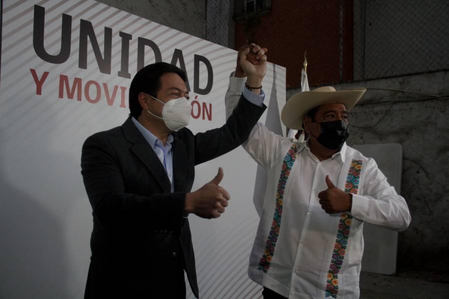 Elige Morena a Félix Salgado en Guerrero