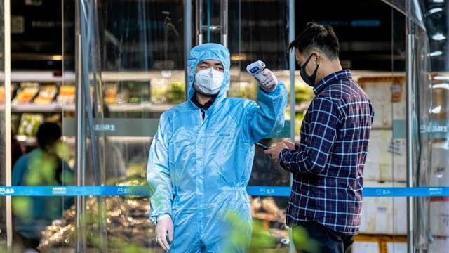 China reporta primer caso de nueva variante del coronavirus