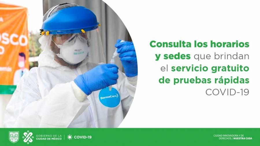 Quioscos de salud en la CDMX suspenden labores el primero de enero