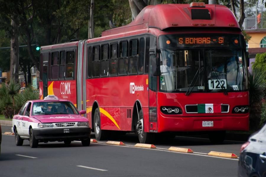 Así serán los horarios del transporte público en la CDMX por Año Nuevo
