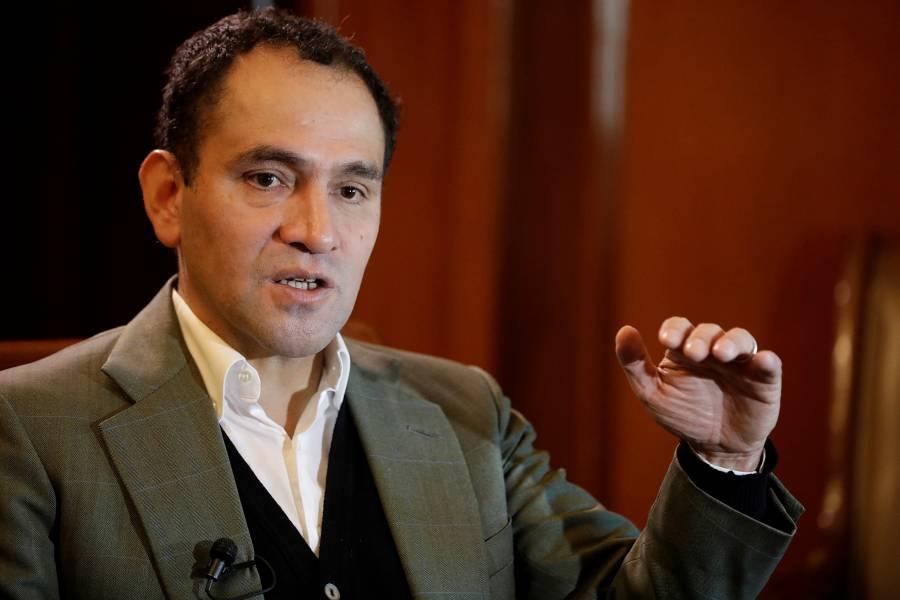 Herrera critica reforma a ley Banxico