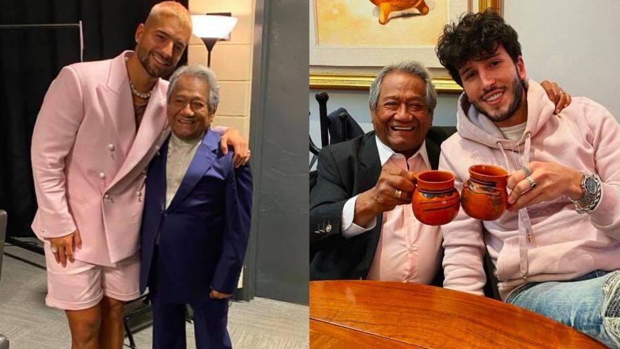 Manzanero: Cantor del amor, defensor de México y amigo de reguetoneros
