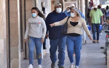 En Coahuila se vacunaron 29 que no son de la primera línea