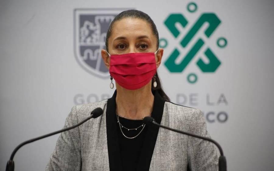 Casi 30 mil trabajadores de la salud han sido vacunados en CDMX: Sheinbaum