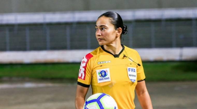 Habrá terna arbitral femenil en el Mundial de Clubes