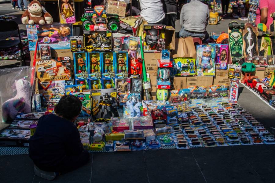 Puebla autoriza reapertura de comercios de juguetes