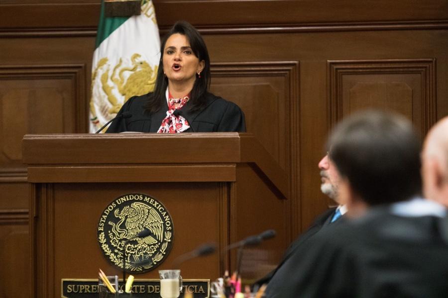 Dos mujeres presidirán Salas de la Suprema Corte de Justicia de la Nación
