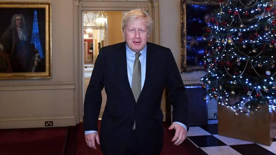 Boris Johnson impondrá pronto medidas más estrictas contra el COVID-19