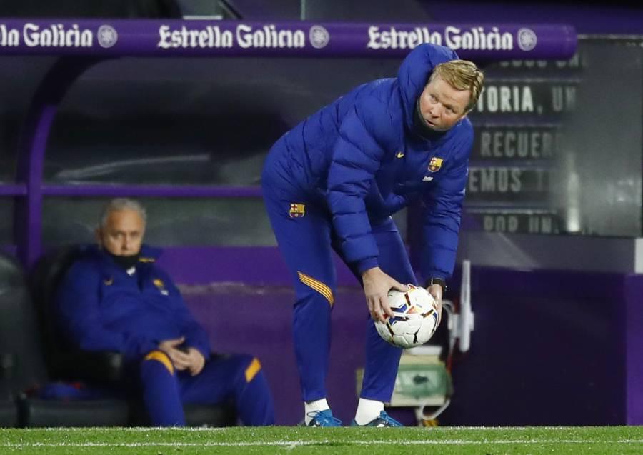 Barcelona reporta dos casos de COVID-19 en el cuerpo técnico y pospone entrenamiento