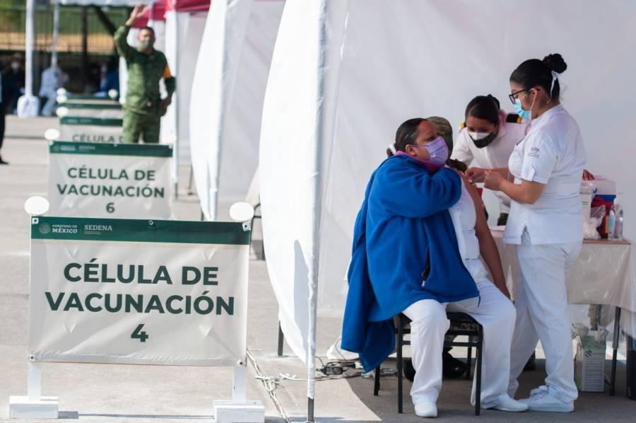 Marcelo Ebrard: México aprobó el uso de emergencia de vacuna de AstraZeneca contra Covid-19