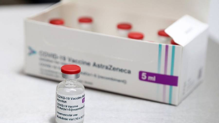 Vacuna de AstraZeneca contra el covid llegará a Bolivia a fines de marzo