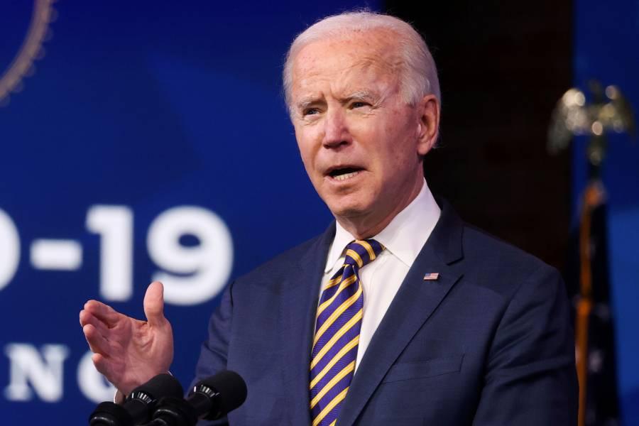 Vencer el Covid, levantar la economía  y unir EU, los retos de Joe Biden