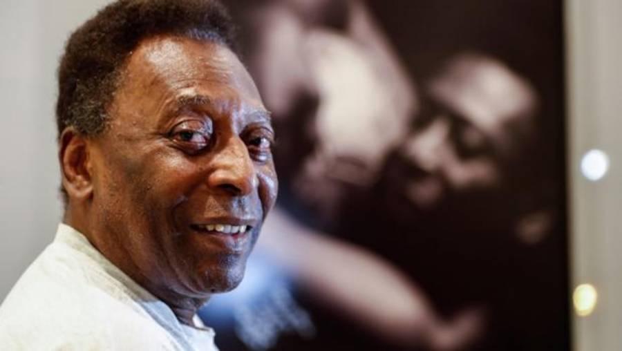 """Pelé se autoproclama como el """"máximo goleador de todos los tiempos"""""""