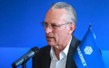 Promete consensos con el gobierno Federal nuevo dirigente de Coparmex