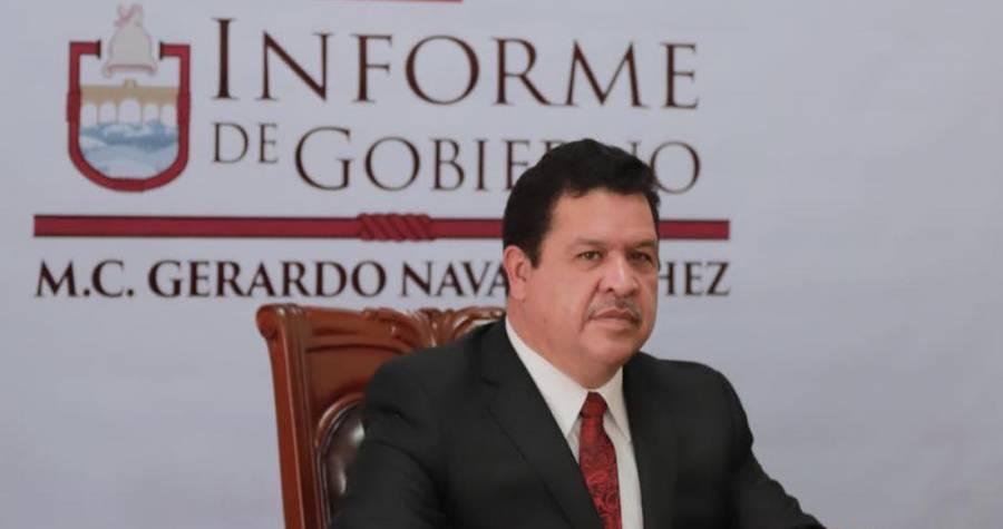 Detienen a Gerardo Nava, alcalde de Zinacantepec, Edomex