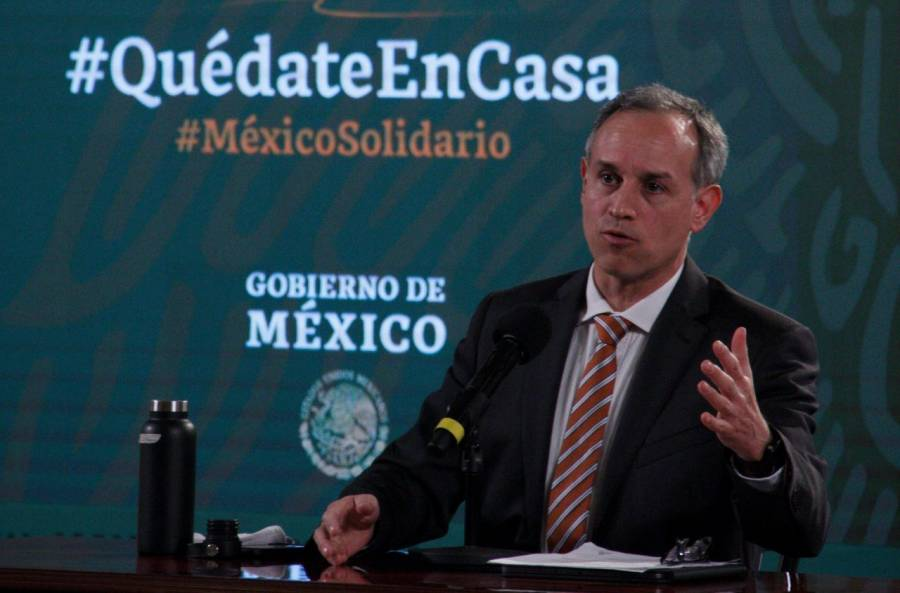 Fuerzas políticas buscan crear demonios: López-Gatell