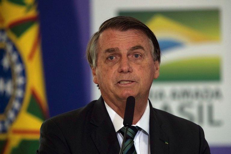 """Brasil está quebrado y """"no puedo hacer nada"""": Jair Bolsonaro"""