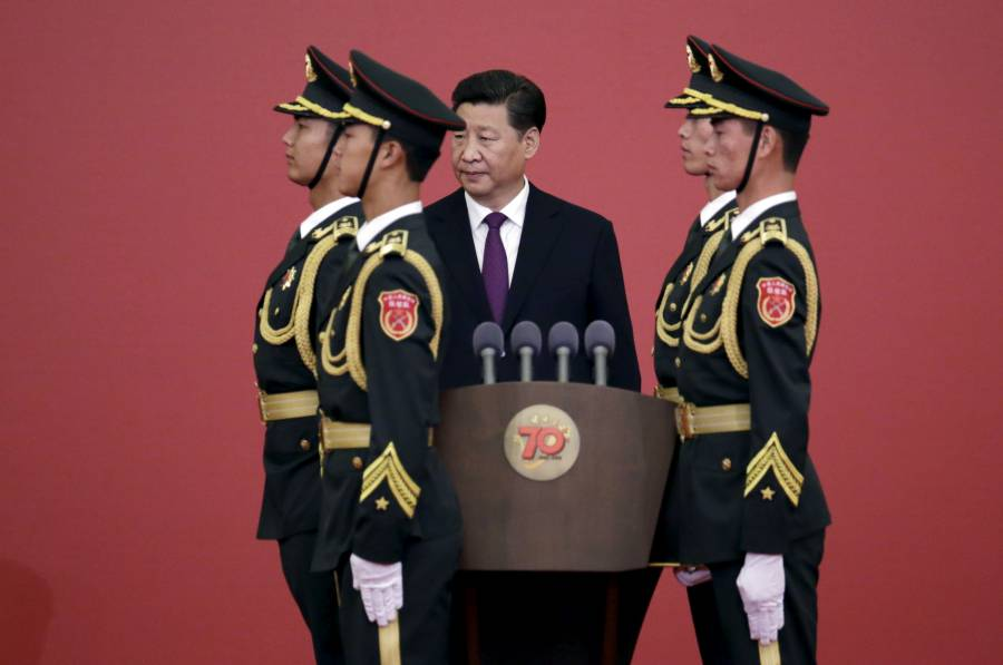 Xi Jinping pide al Ejército chino estar listo para una posible guerra