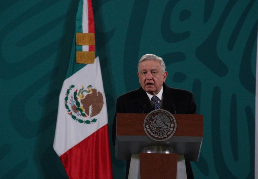 México lidera a Latinoamérica en vacunación contra COVID-19, dice AMLO