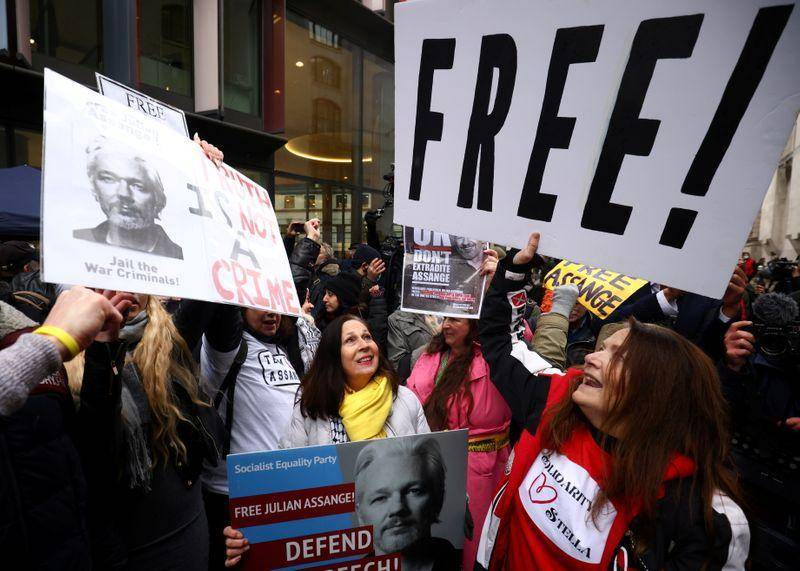 Activistas celebran decisión de la justicia británica