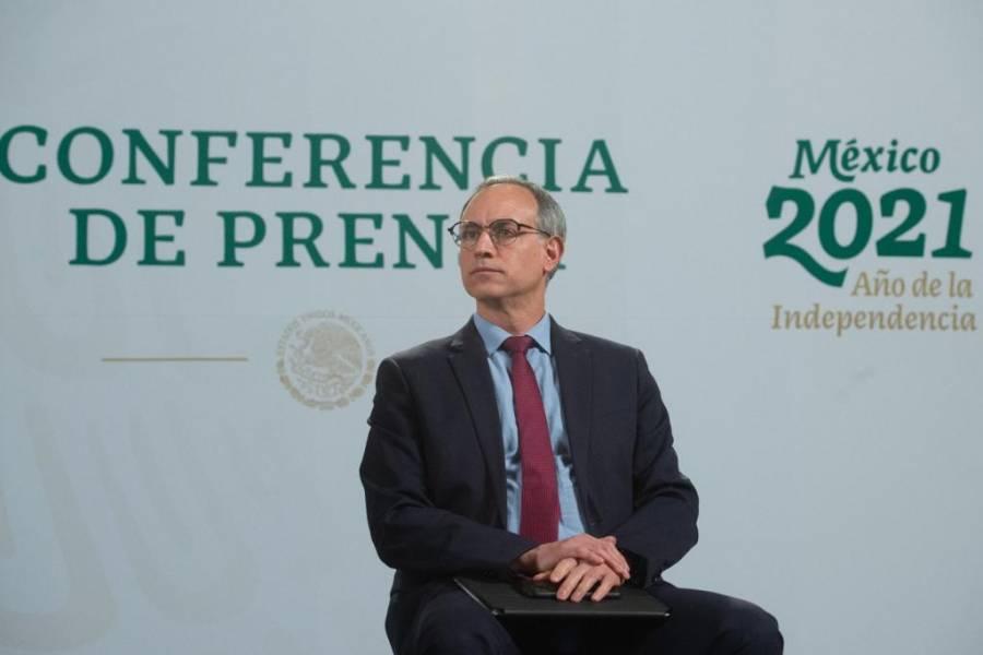 Se requiere cooperación entre gobiernos para vacunación: Hugo López-Gatell