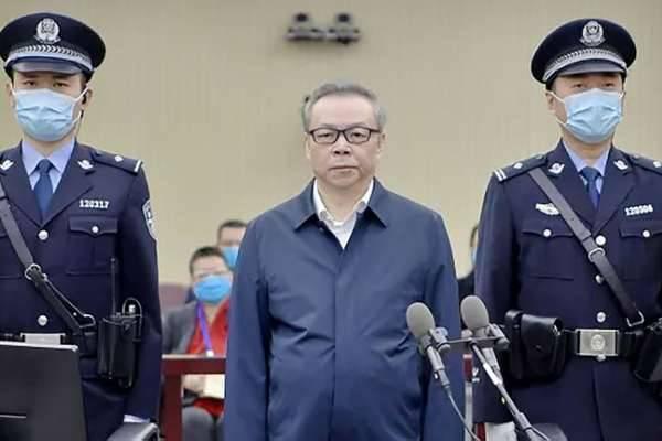 Condenan a muerte a funcionario por corrupción en China