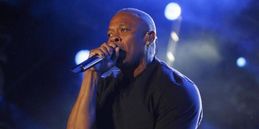 Hospitalizan a rapero Dr. Dre por aneurisma cerebral