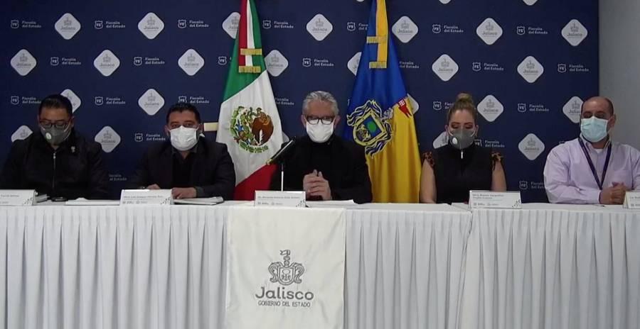 Muestra Fiscalía de Jalisco videos clave en el caso de Aristóteles Sandoval