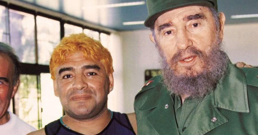 La herencia de Maradona incluye una casa que le regaló Fidel Castro
