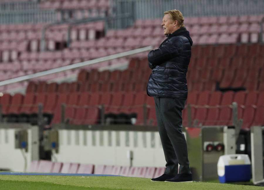Koeman ya tiene su lista de bajas y refuerzos para el Barcelona