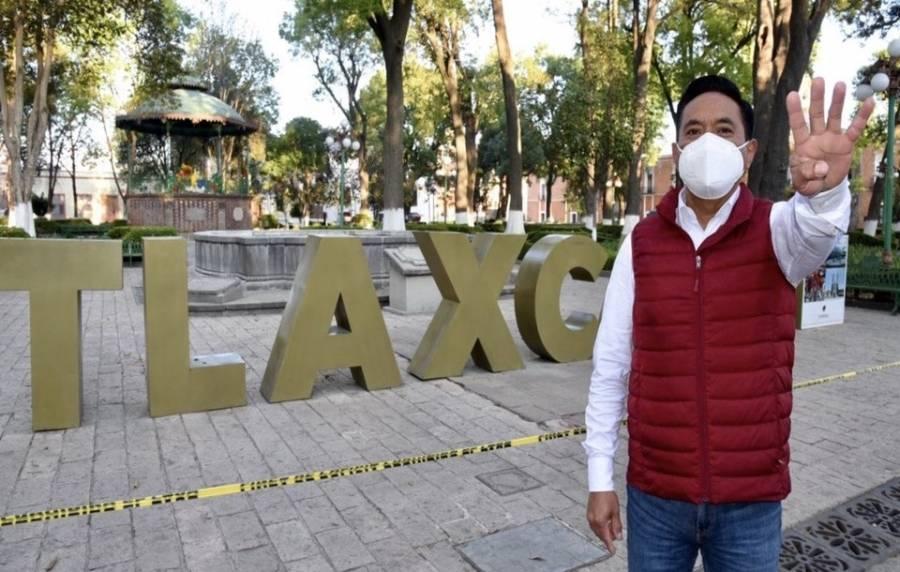 Anuncia Jorge Alfredo Corichi intención de contender por la presidencia municipal de Tlaxcala