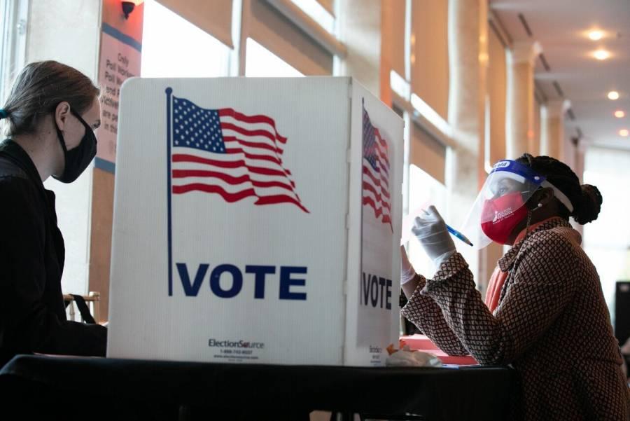 Concluyen sin incidentes elecciones al senado en Georgia, EE. UU.