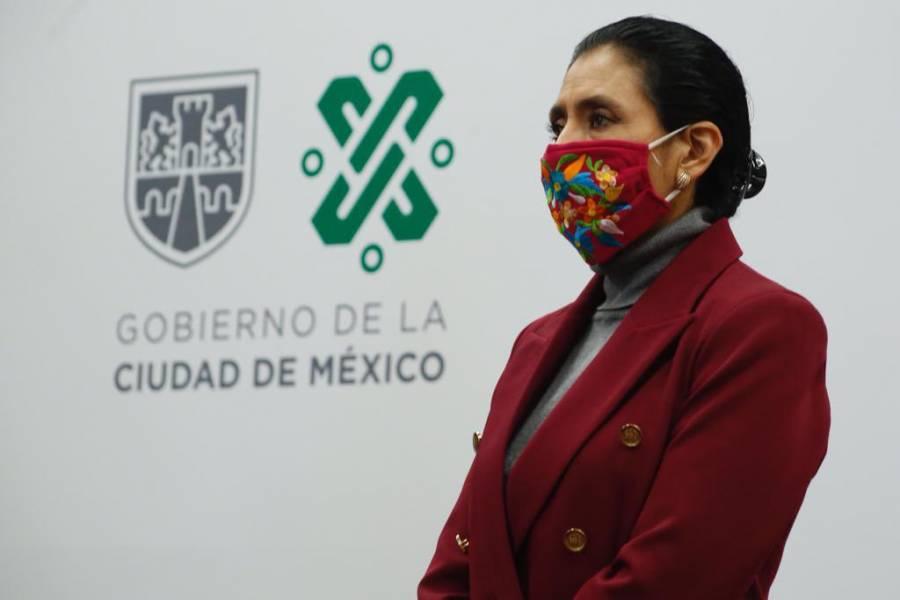 Enero será un mes complicado por Covid: Oliva López Arellano