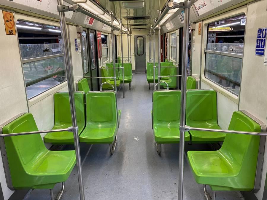 Sin reactivarse servicio médico, reviran trabajadores del metro